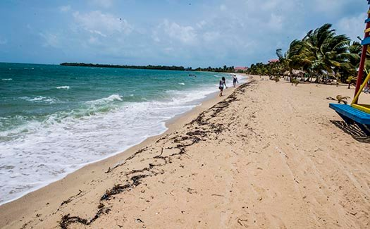 Belize-Beaches
