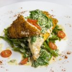 Belize Recipe: Make a Cassava Crusted Snapper Fillet!