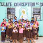 Chaa Creek Guests Donate School Supplies to Belize School!