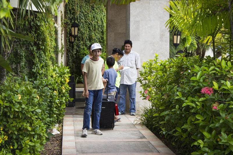 eco-kids-summer-camp-arrival