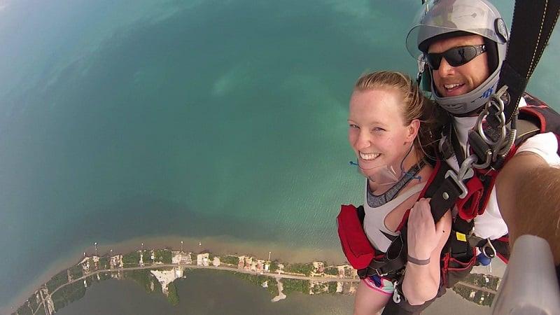 Sky-Diving-Belize