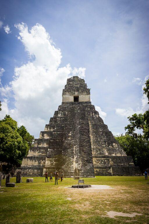 Tikal Guatemala Mayan Ruins