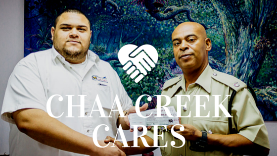 belize-resort-chaa-creek-cares-donates-san-ignacio-police-blog-title-2015