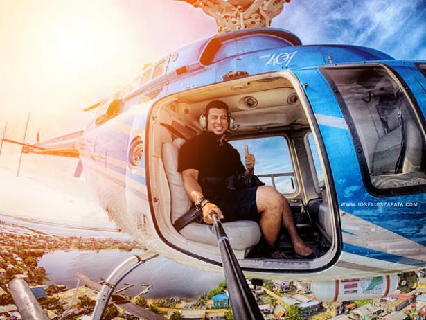 Jose-Luis-Zapata-Astrum-Helicopter-San-Pedro-Ambergris-Caye