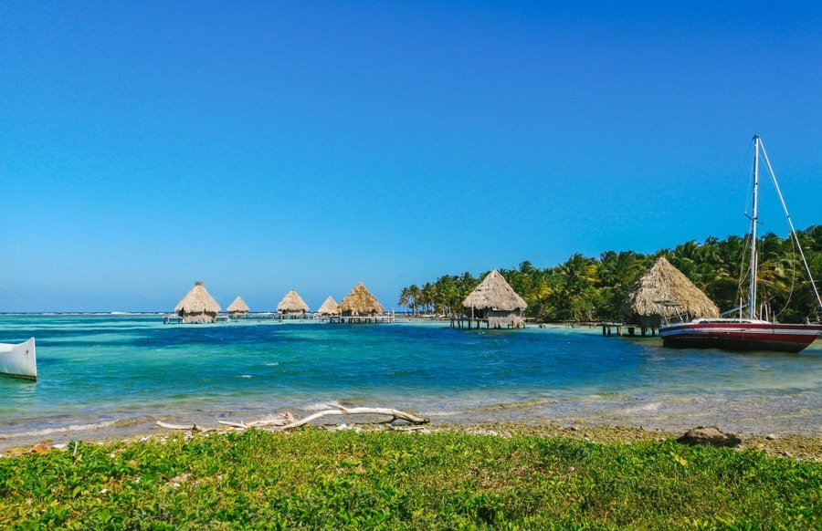 Belize Islands Glover's Atoll Resort March 2019