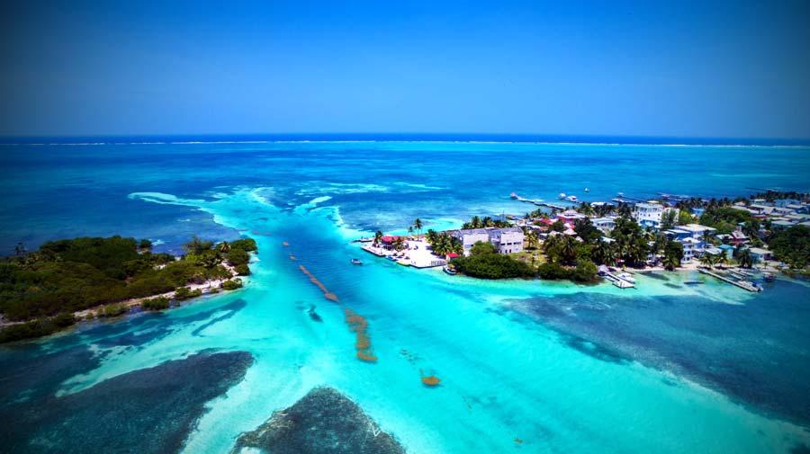 The Island Of Caye Caulker Belize Islands Split Travel Guide