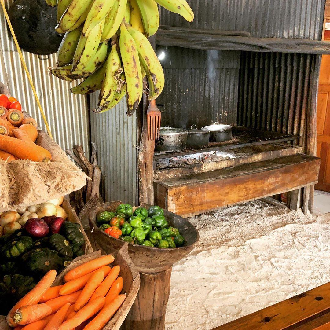 El Fogon restaurant ambergris caye belize