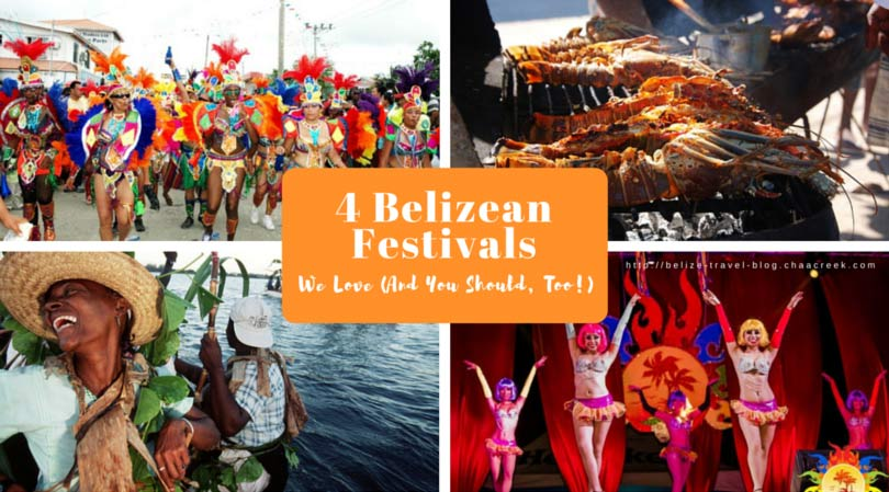 Four Belize Festivals to experience on your vacation!