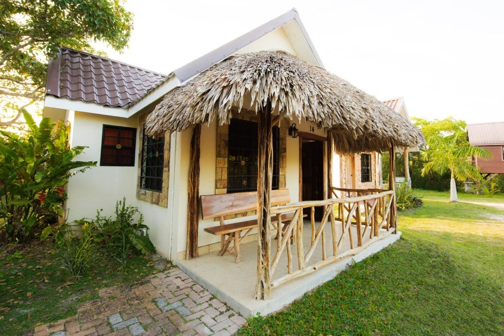 caye seclusion resort paradise cottages it matachica pin s belize offers honeymooners ambergris in marvelous a absolutely
