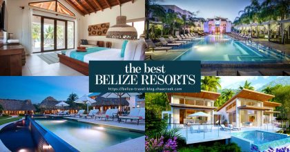 Belize Resorts Top List Header