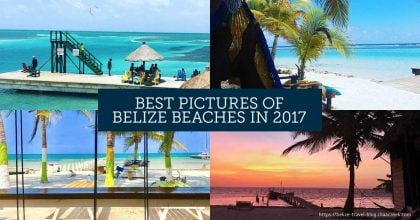 Pictures of Belize beaches header