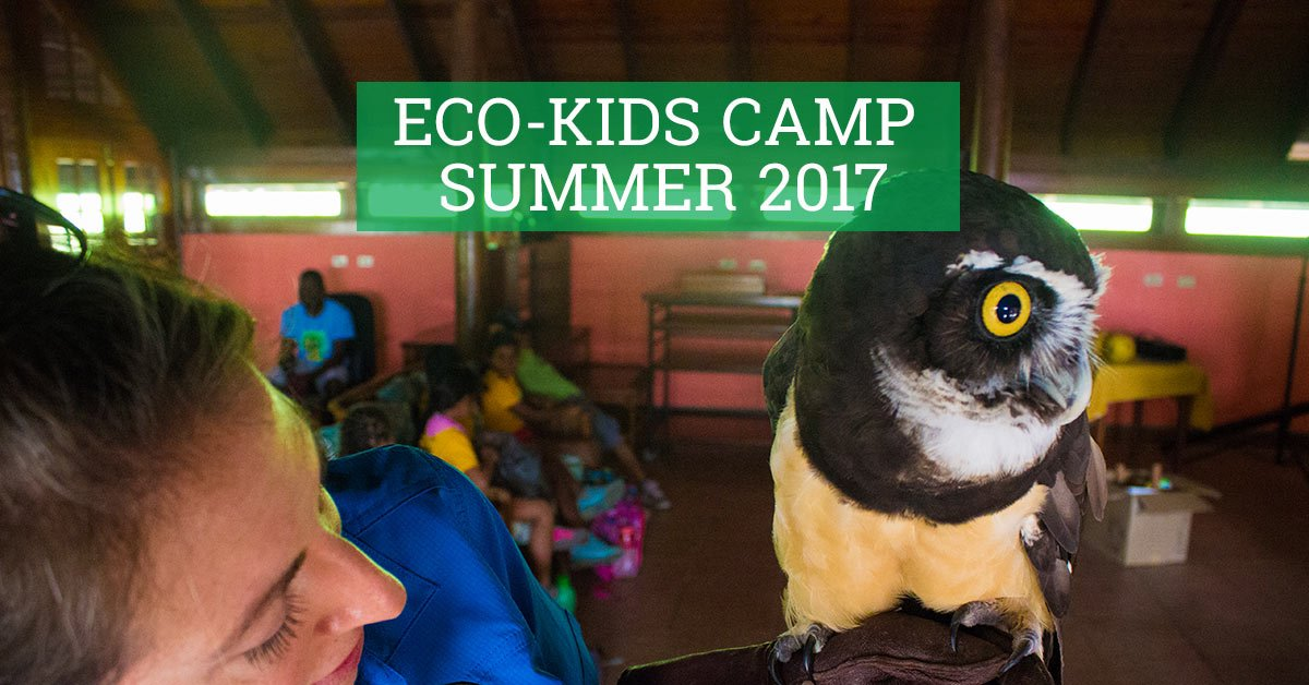 Eco Kids Camp Summer 2017