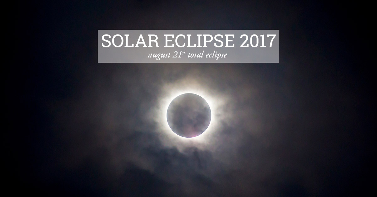 Solar Eclipse 2017: 99 Years Since The Last