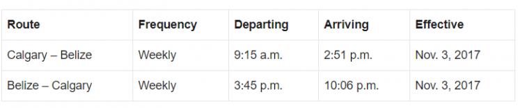 westjet-flight-schedule-calgary