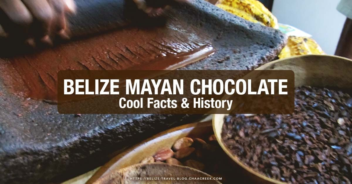 Belize Mayan Chocolate Cool Facts Amp History