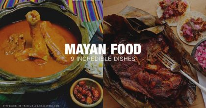 Mayan food blog cover