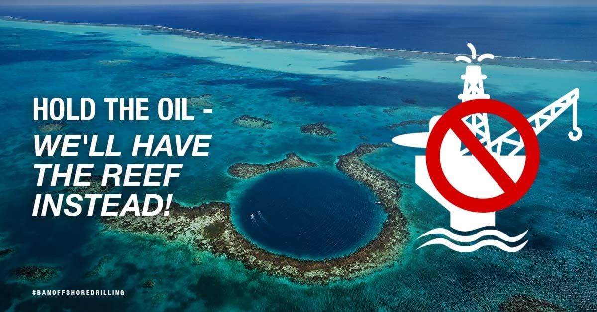 Belize bans offshore oil drilling