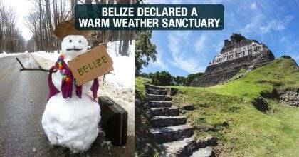 Belize winter warmer sanctuary at chaa creek
