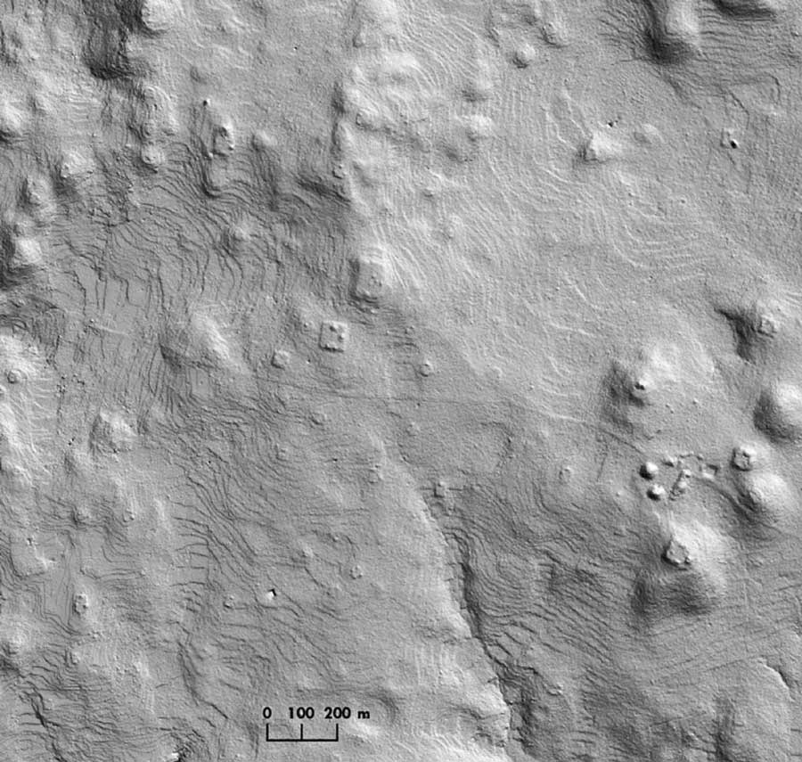 massive maya city revealed by lasers in belize