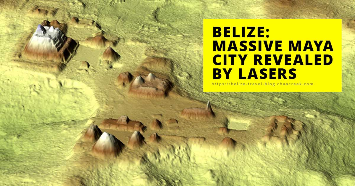 Massive Maya Cities Revealed in Belize Blog Cover