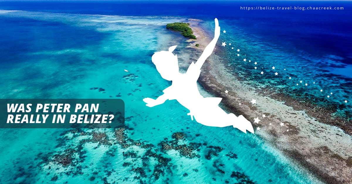 Peter pan neverland turneffe atoll belize