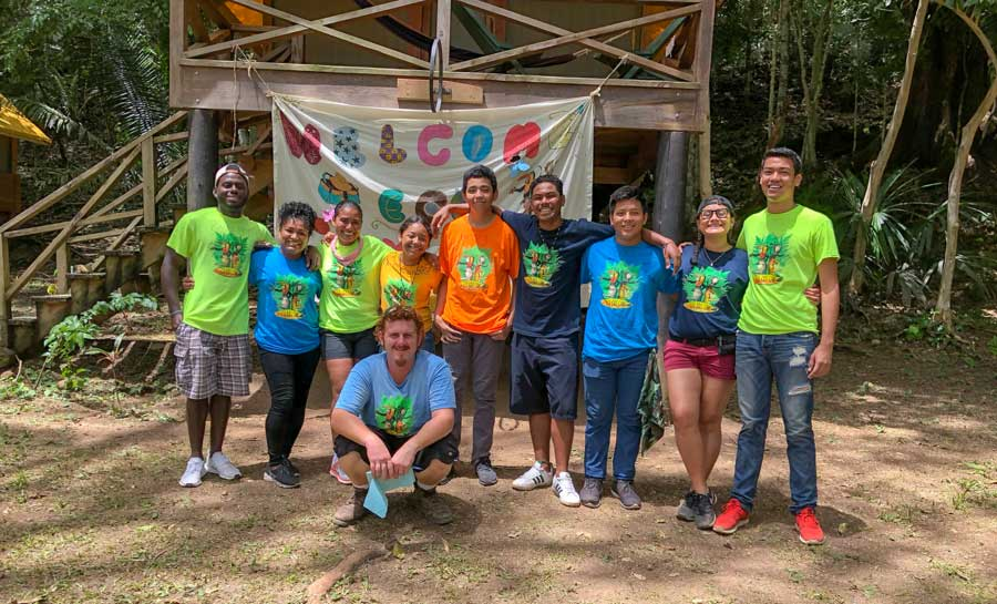 eco kids summer camp 2018 day 7 counselors