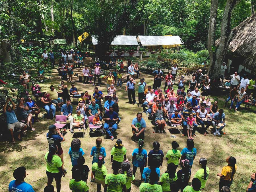 eco kids summer camp 2018 day 7 families