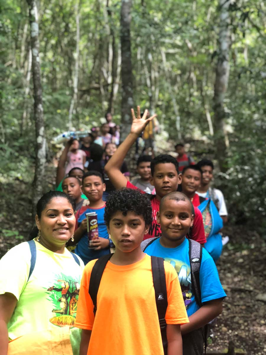 Eco Kids Summer Camp Chaa Creek 2018 Friends
