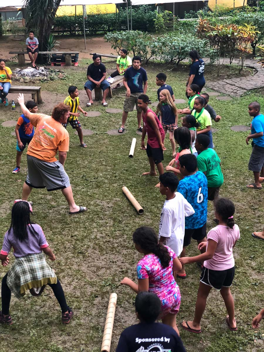 Eco kids summer camp 2018 day 4 games