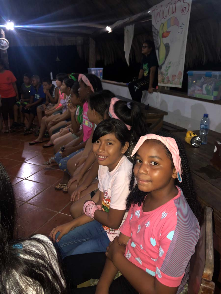 eco kids summer camp 2018 day 4 night