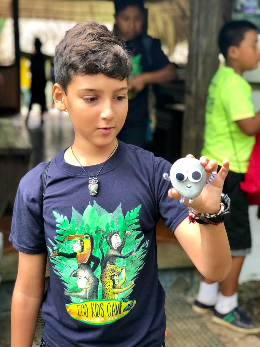 Eco Kids Summer Camp 2018 day 5 arts
