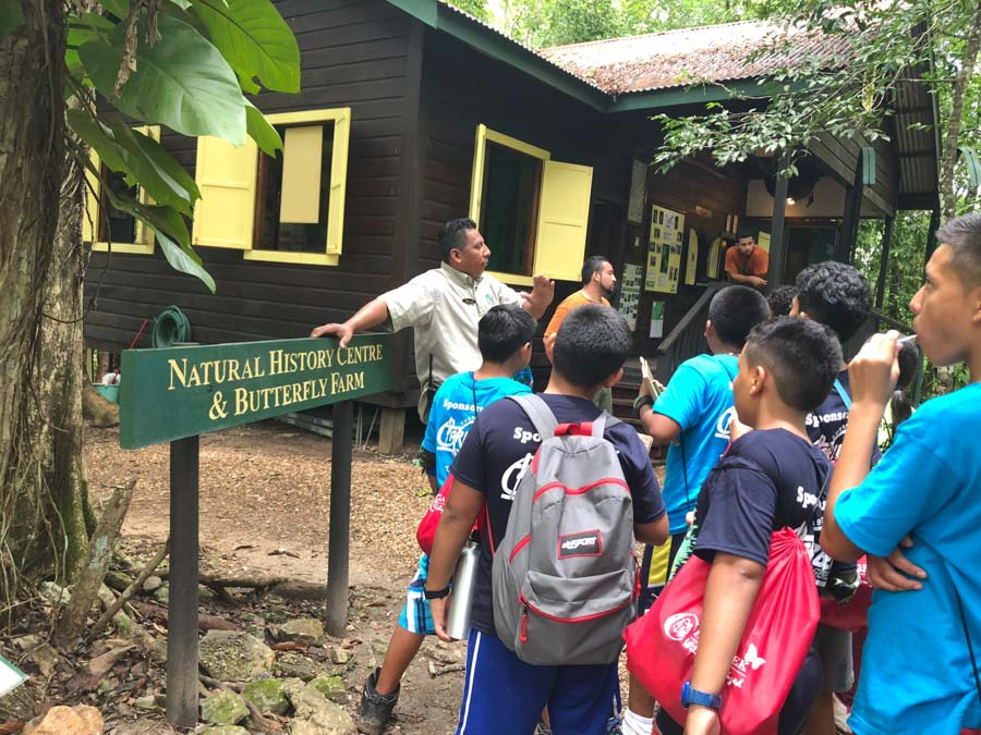 Eco Kids Summer Camp Day 2 2018 biodiversity