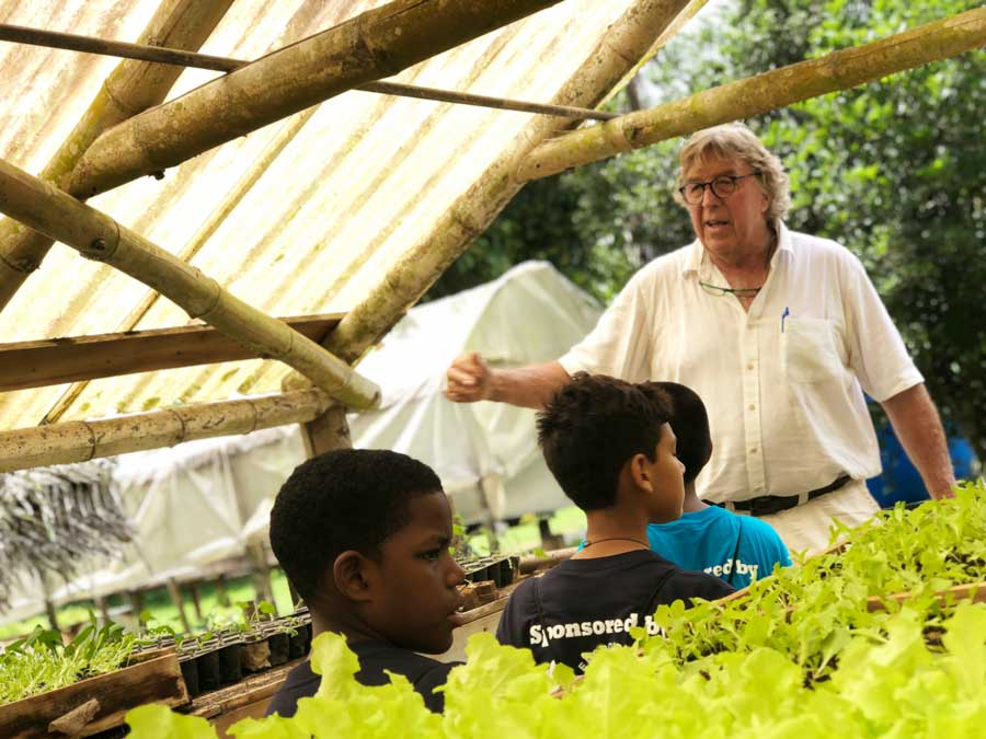 eco kids summer camp day 5 conservation mr Mick