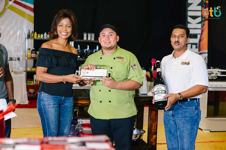 taste of Belize winner 2018 award