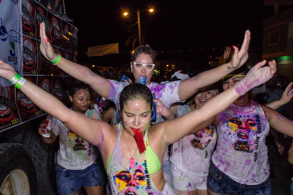 Belize J'ouvert September celebrations