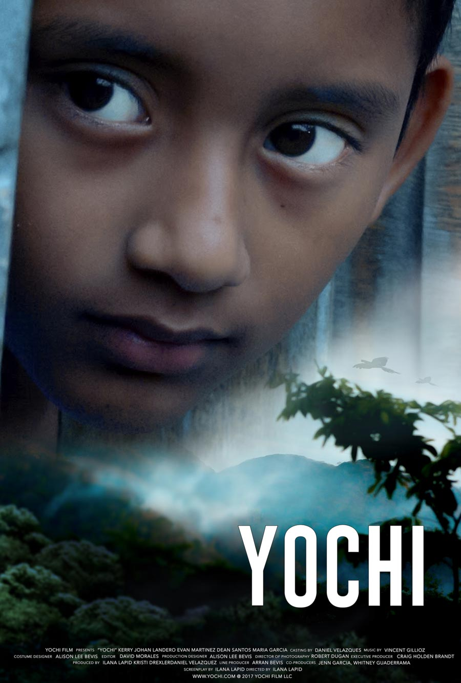 belize international film festival yochi a contestant