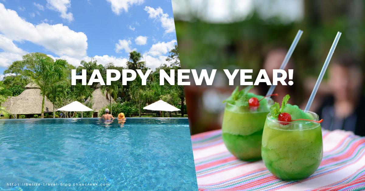 happy new year 2019 chaa creek belize resort header