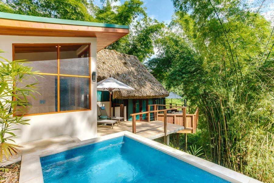 chaa creek tree top villas 2019