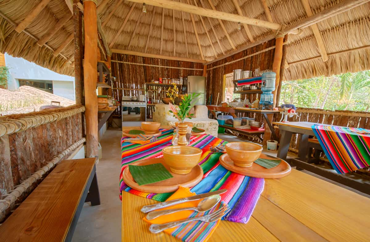 belize cooking classes at chaa creek open hearth kitchen