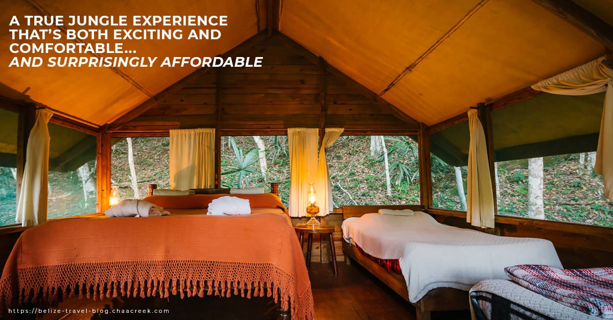 macal river camp casitas at chaa creek belize budget accommodations header
