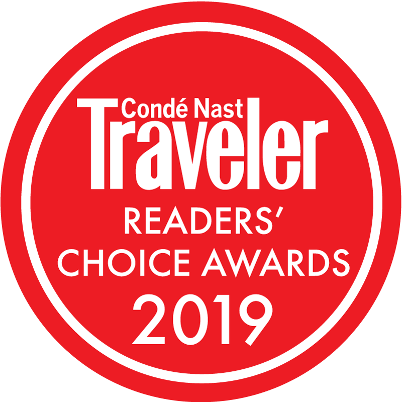Chaa creek nominated conde Nast traveler readers choice awards 2019