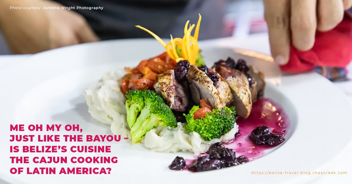Belize Cooking Cajun Central America