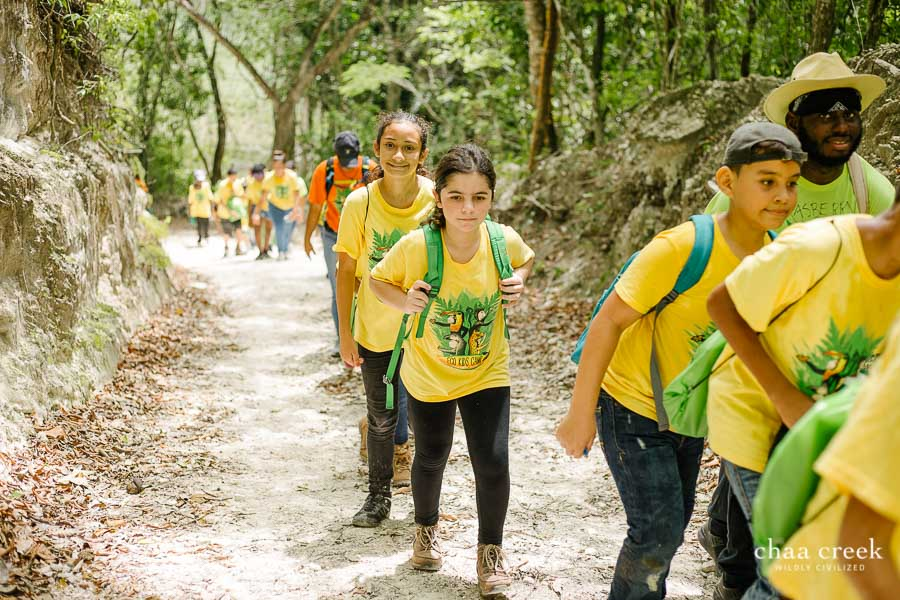 eco kids summer camp 2019 day 3 hiking