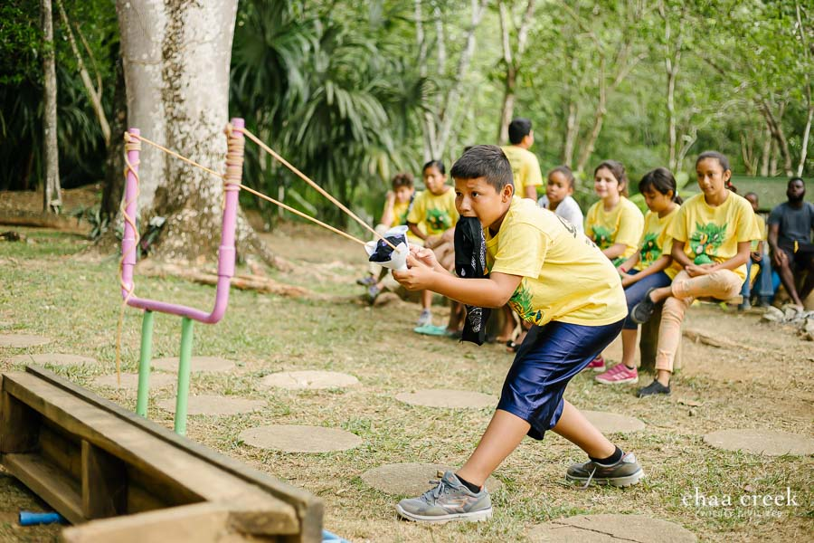 eco kids summer camp 2019 day 6 playing games
