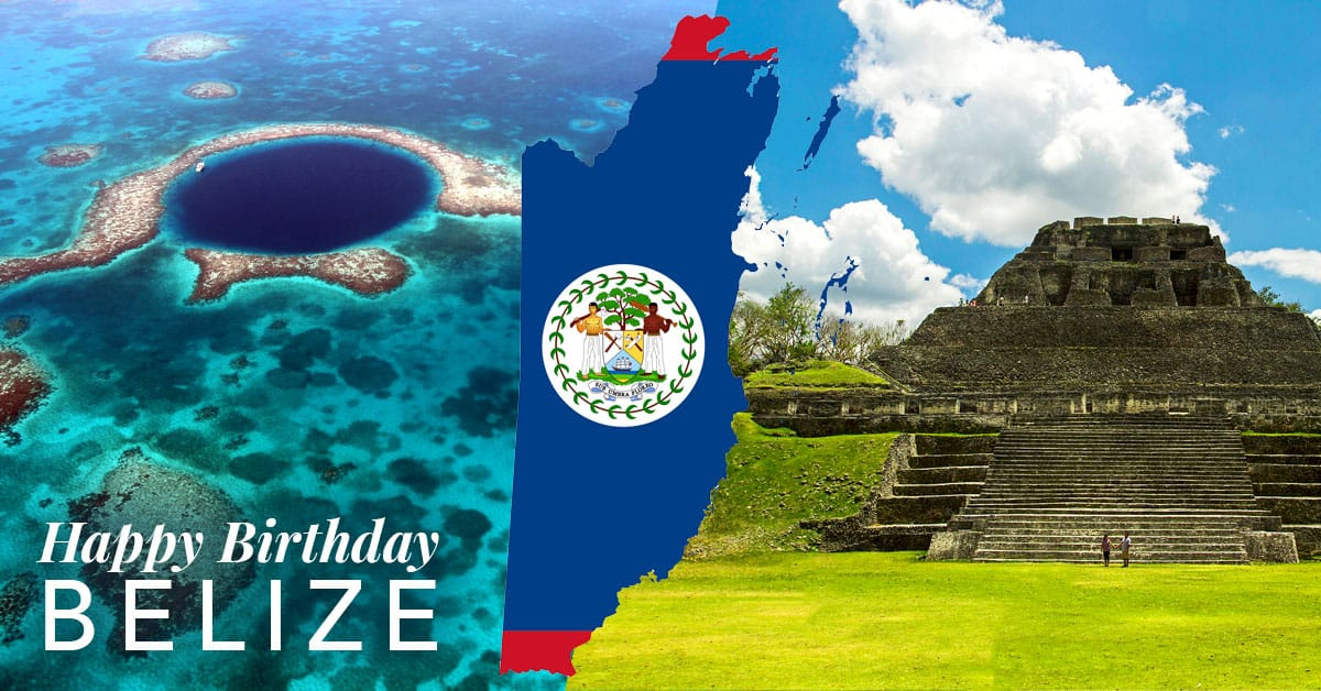 happy birthday belize 2019 header photo