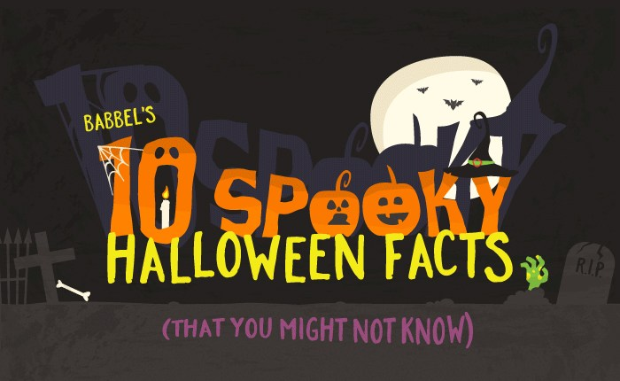 10 spooky halloween facts you may not know