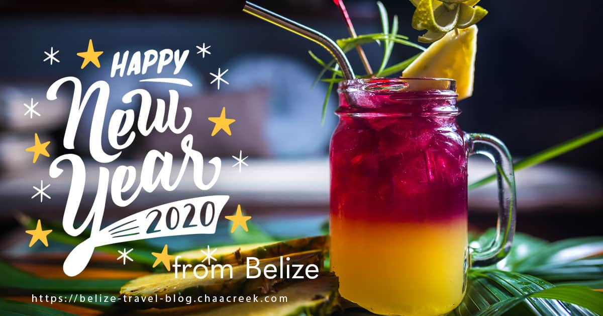 happy new year from belize 2020