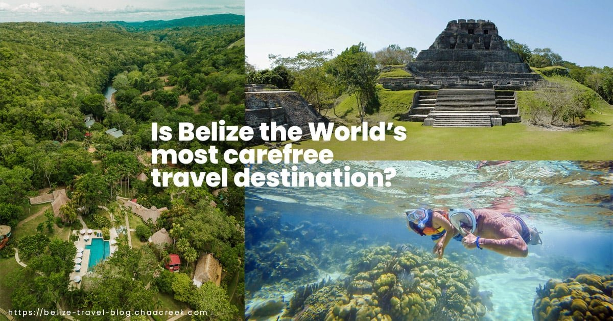 belize is the most carefree travel destination in world photo header